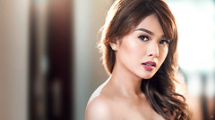 Geng Maderazo (brymanaloto) Tags: asian beauty bm boudoir brymanaloto cinematic closeup colorgrading dramatic exclusive filipina gengmaderazo glamour headshot lighting markybuenaobra maryletim metromanila nikkor85mm nikon nikond610 philippines photoshoot photography portrait sensual sexy