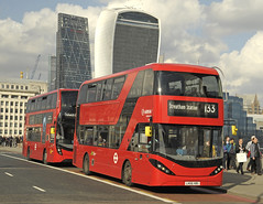 LK66HBG Arriva London HA39 (martin 65) Tags: london greater group road transport public tfl stagecoach go ahead arriva vehicle bus buses