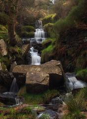 Bronte Waterfall (Dave Holder) Tags: waterfall longexposure bronte wutheringheights landscape leefilters leebigstopper rocks water