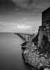 Victorian (darrenjames.photography) Tags: nikon d90 black white long exposure pier clevedon somerset