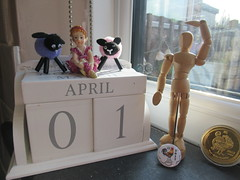 Saturday, 1st, April Fool IMG_4723 (tomylees) Tags: calendar perpetual lambs essex morning spring april 2017 saturday 1st aprilfool