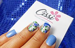 Películas C02 da Cissi Películas e Esmaltes (Lily's Nail) Tags: unhas unhasdecoradas nails nailart