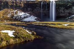 Iceland 2017- Seljalandsfoss (cesbai1) Tags: seljalandsfoss fall cascade chutedeau chute deau foss is islande iceland islanda islandia suðurland long exposure pose longue lente landscape paysage