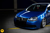 IMG_1516 (Fitment Photography) Tags: vw volkswagen r32 mk5 3sdm stance fitment camber bagged airride slammed lightpainting lowlife