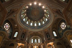 Our Lady of Victory 9 (rwerman) Tags: buffalo lackawanna newyork ourladyofvictorybasilica ourladyofvictory basilica dome church
