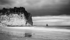 Parson & Clerk rocks, Teignmouth (jonbawden50) Tags: teignmouth devon rocks beach seaside long exposure sea