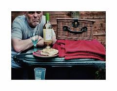 Urban Picnicking (Explored) (CJS*64) Tags: picnic picnicking dayout urban citylife bankholiday dslr d7000 nikon nikkorlens nikkor nikond7000 35mmlens 35mm18lens sarcasm