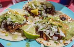 Tulum chiapaneka tacos amazing pork