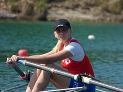 Anna Klarica (MilanKne) Tags: zagreb croatia open 2017 veslanje rowing rudern jarun anna klarica vk piran