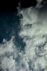 La tête dans les nuages sky head clouds - atana studio (Anthony SÉJOURNÉ) Tags: ciel nuages sky blue clouds sunlight sunset sunrise atana studio anthony séjourné tête head face