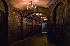 Haunted Mansion Exit Hall (yensidtlaw1969) Tags: square liberty haunted mansion waltdisneyworld magickingdom the