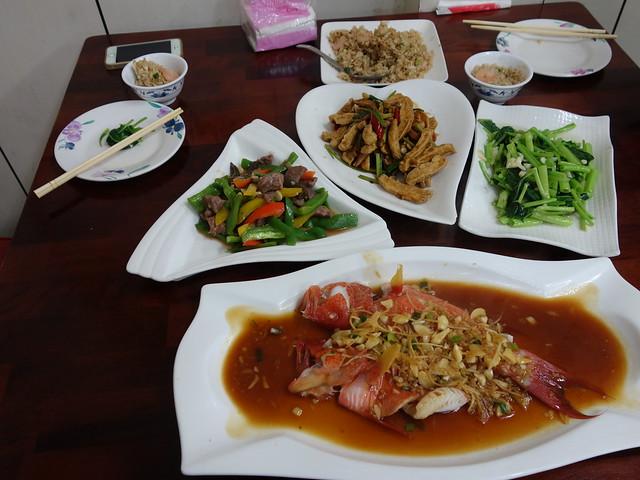 20141005 添喜小吃海鮮館@宜蘭礁溪