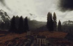 Somber Whiterun (preeum) Tags: screenshot games enb skyrim tesv