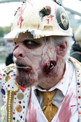 Toronto Zombie Walk 2014 #36 (jer1961) Tags: toronto halloween costume cosplay zombie horror macabre zombies zombiewalk torontozombiewalk zombiewalk2014 torontozombiewalk2014
