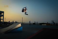 Toshiro | Kickflip (**Foreign Legion**) Tags: beautiful japan composition japanese 50mm tokyo design nikon skateboarding 5 style fisheye winner yokohama yokosuka freelance lightroom d610