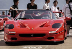 F50 (Celestine Photography) Tags: cars sports japan photography italia fuji 360 ferrari exotic enzo   scuderia ff jdm speedway f12 f50 348 celestine  599 458
