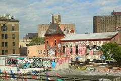 rooftop (Luna Park) Tags: nyc ny newyork rooftop brooklyn graffiti rip roller lunapark che rollers ever asp smells dg wto serve rate lewy nev1