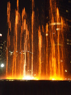 Chicago, IL | 2011.10.22 | Fountain of fire