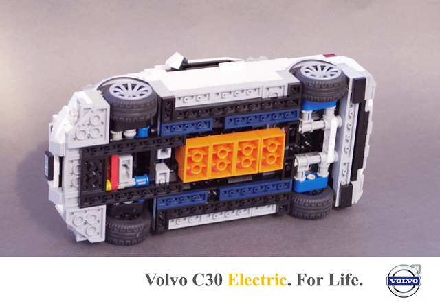auto birthday ford car electric drive volvo model lego bev sweden platform battery swedish vehicle hatch 7th coupe challenge 47 alternative lugnuts hatchback 84 c1 moc alternativefuels 2011 miniland fuels c30 3door lego911 lugnutsturns7…or49indogyears