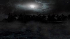 Moonlight Lake (obscure.atmosphere) Tags: wood trees winter light 2 wallpaper sky moon lake game abandoned halloween water fog night clouds forest river dark poster landscape outside lago boot see mond noche licht boat weird photo pc screenshot scary wasser heaven foto nebel nacht sinister empty picture himmel wolken atmosphere eerie luna creepy spooky bosque horror ps2 bild uncanny fluss holz landschaft wald bäume niebla atmosphäre atmospheric spiel dunkel verlassen obscure selene fosca wii virtuell uncannily drausen atmosphärisch