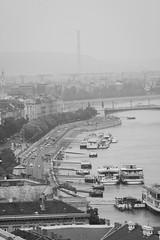 IMG_4346 (A><EL) Tags: city bridge white black river hungary budapest parliament sight duna danube