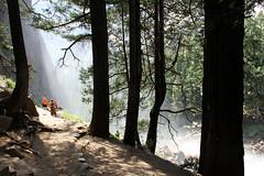 Hiking the Mist Trail - Yosemite National Park (Robert F. Carter) Tags: hikes yosemite nationalparks yosemitenationalpark hikingtrails vernalfalls robertcarterphotographycom ©robertcarter
