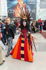 Unknown Cosplay (vince.ng86) Tags: cosplay comiccon nycc nycc2014