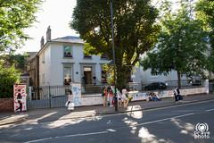 Abby Road Studio (andrea.prave) Tags: uk england music london cross walk musica londres beatles londra yellowsubmarine inghilterra ロンドン abbyroad visitlondon 伦敦 лондон لندن londonpass abbyroadstudio