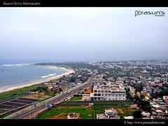 Visakhapatnam (Vizag) - Top View (PrasunDutta) Tags: travel houses sea beach nikon cityscape tour cloudscape topview vizag andhrapradesh visakhapatnam d90 prasun nikond90 prasundutta prasunsphotography