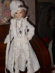 Il nuovo abitino di Sheratan! (Leliwen) Tags: outfit dress bjd doc dreamofdoll sheratan