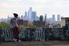 Skyline (caseykallenphotography.com) Tags: portrait people color philadelphia architecture canon buildings graffiti tag graf pa philly 70d philadelphiagraffiti phillygraf canon70d caseykallen stickermarkerffiti caseykallenphotography caseykallenphotographycom