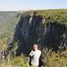 Werner at Mutarazi Falls