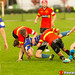 Colts 1 - Haagsche RC 19102014 00032