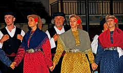 Greece, Florina, Macedonian girls at traditional greek dances in Sitaria village (Macedonia Travel & News) Tags: macedonia ancient culture sun orthodox republic nato eu fifa uefa un fiba greecemacedonia macedonianstar verginasun aegeansea florina sitaria prespa lake mavrovo macedoniablog 1071732n macedoniagreece makedonia timeless macedonian macédoine mazedonien μακεδονια македонија travel prilep tetovo bitola kumanovo veles gostivar strumica stip struga negotino kavadarsi gevgelija skopje debar matka ohrid heraclea lyncestis macedoniatimeless