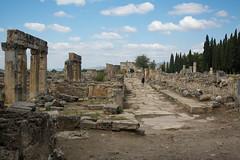 Hierapolis (stevefge) Tags: city turkey greek ancient ruins archeology pamukkale hierapolis