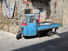 Piaggio (marius_lehr) Tags: italien italy sicily palermo sicilia piaggio sizilien