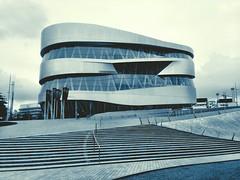 Mercedes benz museum, Stuttgart!