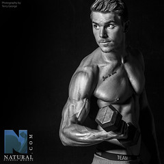 Tim Evans Photoshoot NFM 2014 (TerryGeorge.) Tags: tim george evans photoshoot natural muscle models leeds terry fitness abs sixpack 6pack 2014