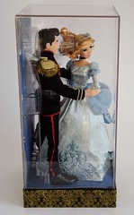Cinderella and Prince Charming Doll Set - Disney Fairytale Designer Collection - Disney Store Purchase - Boxed - Slip Cover Removed - Full Left Side View (drj1828) Tags: us doll cinderella boxed purchase limitededition instore disneystore 12inch princecharming raffle disneyfairytaledesignercollection