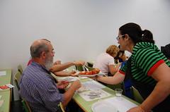 Degustación tomate ecológico puntdesabor 17