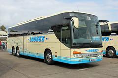 140724-JW10DGE-Setra 416 GT-HD-Lodges. (day 192) Tags: bus buses duxford lodges setra imperialwarmuseum iwm 416 showbus imperialwarmuseumduxford jw10dge setra416