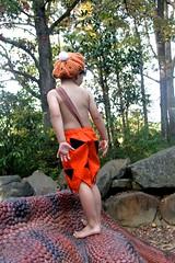 IMG_1780 (operabug) Tags: halloween flintstones museumoflifeandscience bettyrubble barneyrubble bammbamm