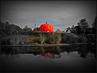 Soltau - waiting 4 HALLOWEEN - autumn 2014 - heide park resort - lower saxony