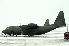 C-130H (Rob Schleiffert) Tags: mac lockheed usaf hercules c130 zestienhoven reforger rotterdamairport 463rdtaw