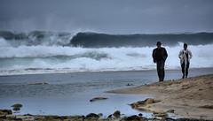 Pensieri (Sante sea) Tags: ocean waves pensieri oceano onde portogallo portugall
