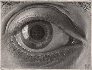 Escher - Occhio