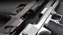 DoubleCannons (Munition) Tags: cannon deserteagle munition