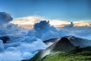 Taiwan 合歡山