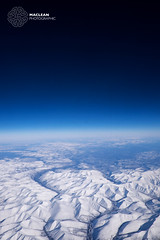 High Above the Earth (MacLeanPhotographic) Tags: mountain snow russia fujifilm klm boeing747 39000feet xt1 fujinon18mmf2