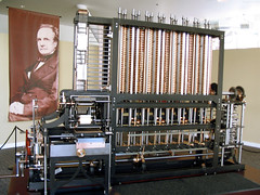 "Charles Babbage Difference Engine #2 • <a style=""font-size:0.8em;"" href=""http://www.flickr.com/photos/34843984@N07/15547212342/"" target=""_blank"">View on Flickr</a>"